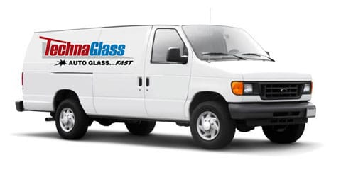 TechnaGlass van